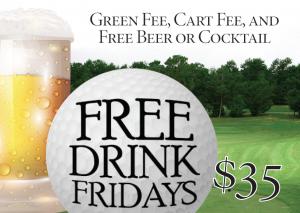 Free Drink Fridays